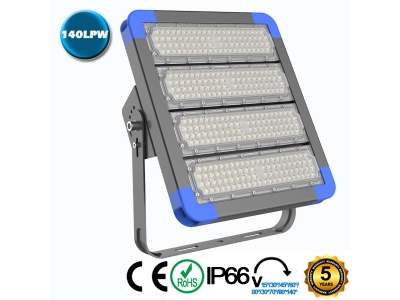 Dualrays F4 Series 200W IP66 Stadium LED Flood Light,140LPW Efficiency,5 Years Warranty,different beam angle especially for sport lighting